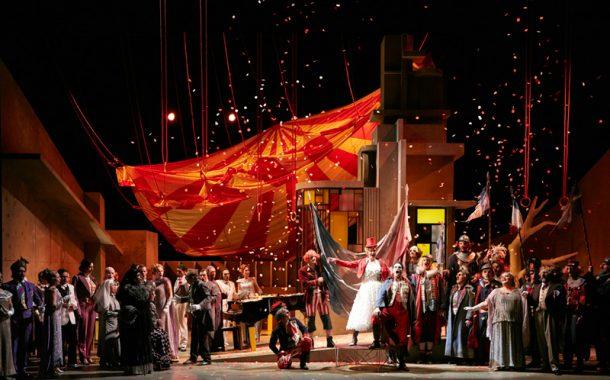 L'Opéra de Toulon présente La Fille du Régiment de Donizetti
