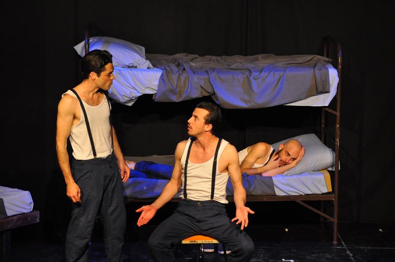 Le Théâtre Denis - Hyères présente Acting