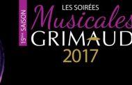 Les Soirées Musicales de Grimaud présentent « Le violoncelle romantique »