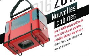 Nouvelles cabines pour le Téléphérique de Toulon
