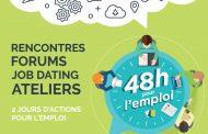 48h pour l'Emploi en PACA 2017