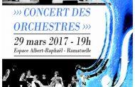 Concert des orchestres - Ramatuelle