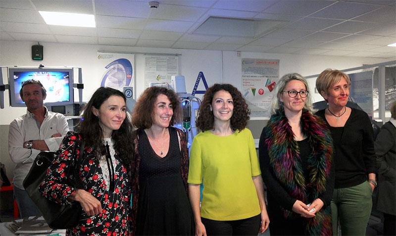 Toulon, les Femmes leaders Mondiales à la Clinique Saint-jean