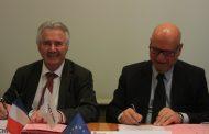Accord de coopération économique entre les CCI du Var, de la Haute-Corse et de Livourne