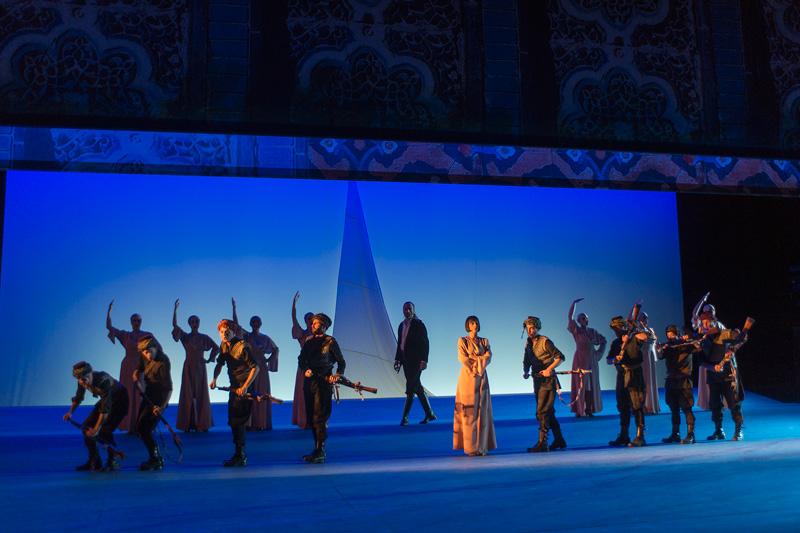 L'Opéra de Toulon présente L'Enlèvement au Sérail