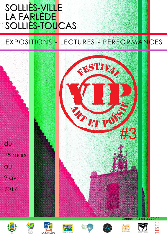Festival VIP Art et Poésie #3