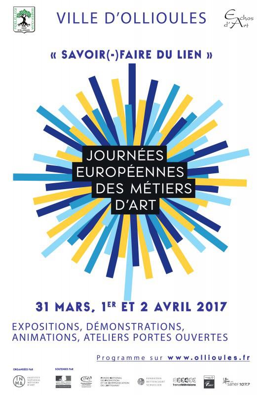 11è Journées Européennes des Métiers d'Art - Ollioules