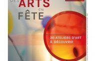 Le parcours des Arts en fête à Hyères