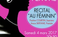 Récital au Féminin à Saint Mandrier