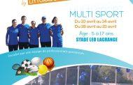 Littoral Sport Academy -Toulon vous propose un stage multi sport pour les vacances de Pâques