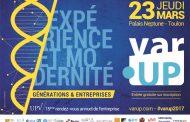 VarUp 2017, le jeudi 23 mars à Toulon