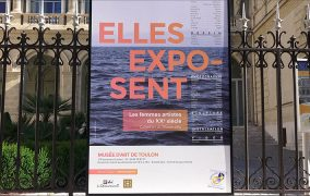 Musée d'Art de Toulon, Les femmes artistes du XX° siècle exposent