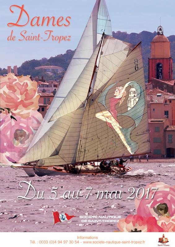7ème édition des Dames de Saint-Tropez