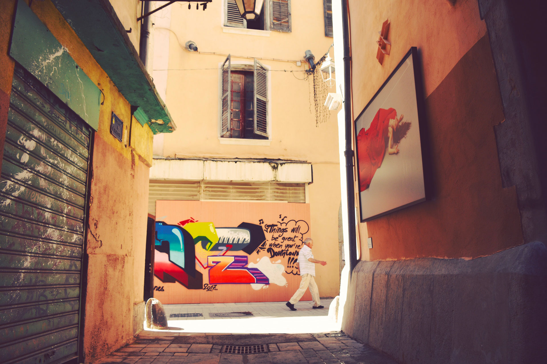 Le centre historique de Toulon se transforme, découvrez la Rue des Arts