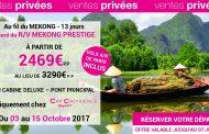 Ventes Privées by Cap Croisières Voyages : Croisière au fil du Mékong