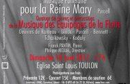 3èmes Résonances Musicales de Toulon, au programme Henry Purcell