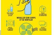 Le plan canicule mis en place par le CCAS de Toulon