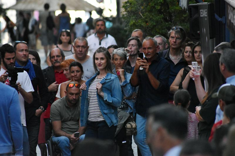 Sanary, défilé de mode « Fashion show »