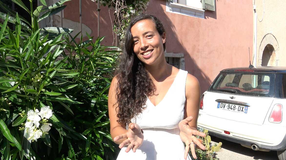 Laure Allard-d'Adesky une écrivain polyvalente dans le Var !