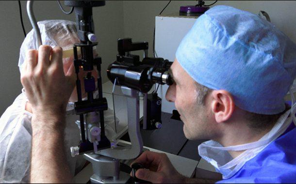 Centre laser Vision Partenaires à Toulon : Morgane a été sélectionnée pour une opération filmée