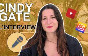 Cindy Gate, Instagrameuse et Youtubeuse Toulonnaise