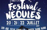 Festival de Néoules : 3 jours de fête en juillet