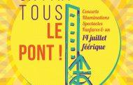 Cet été on fait tous le pont à La Seyne-sur-Mer !