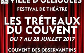 Les Tréteaux du Couvent, 3ème édition à Ollioules