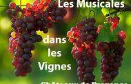 Festival les Musicales dans les Vignes 2017 dans le Var