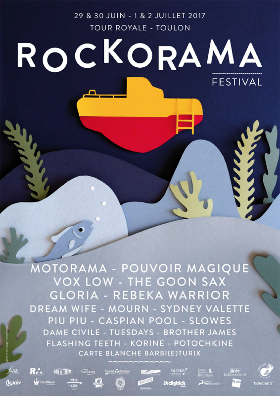 ROCKORAMA FESTIVAL #9