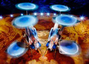 Croisère du réveillon avec Cap Croisières et le Cirque du Soleil