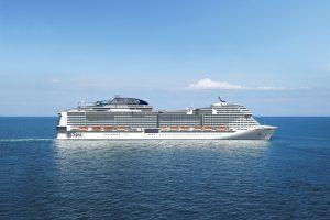 Croisère du réveillon avec Cap Croisières à bord du MSC Meraviglia