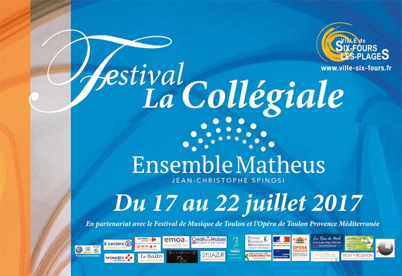 Festival La Collégiale : des concerts pas comme les autres !