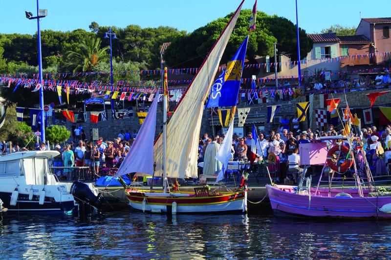 fête traditionnelle de notre dame de la mer