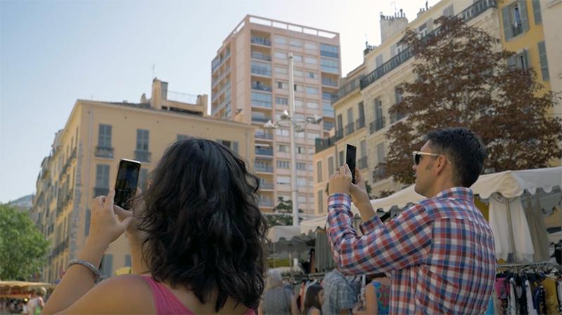 Toulon :  la nouvelle application Archistoire du CAUE