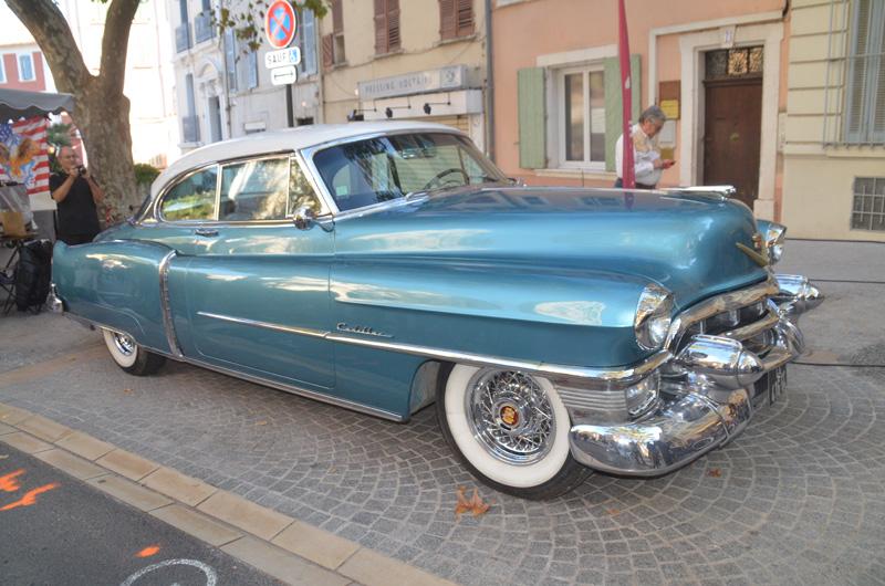 American cars Ollioules Cadillac