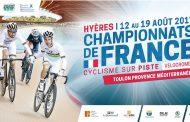 Championnats de France Cyclisme sur piste à Hyères