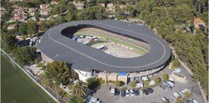 Championnats de France cyclisme sur piste, vélodrome de Hyères