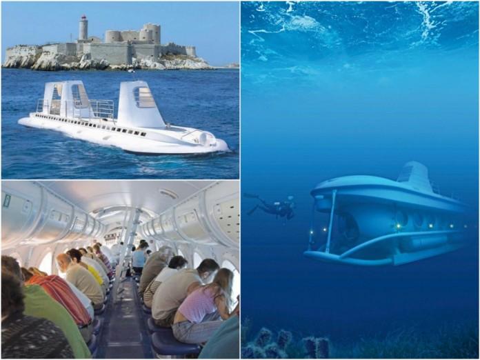 sous-marins privés