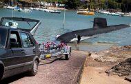 Premier arrêté sur les sous-marins privés en France