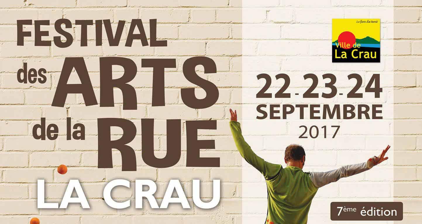 7ème édition du Festival des arts de la rue à La Crau