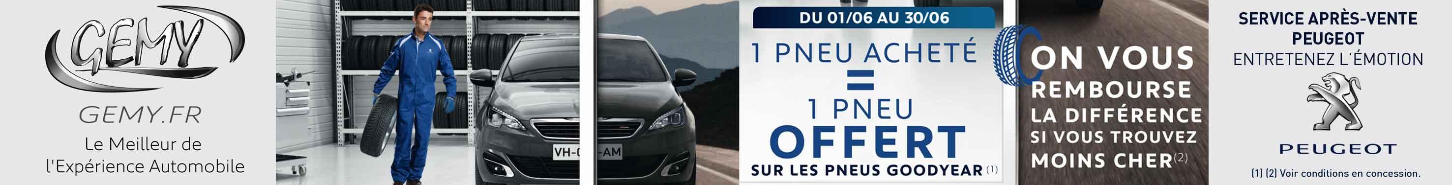 Gemy Peugeot Var
