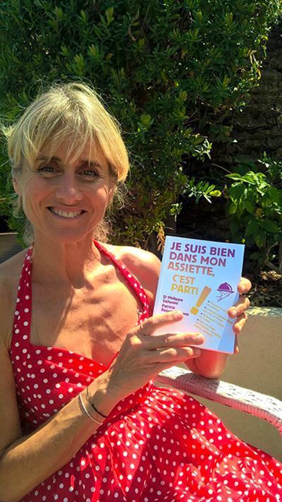 Patricia Repon naturopathe à Toulon, pour être bien dans son assiette
