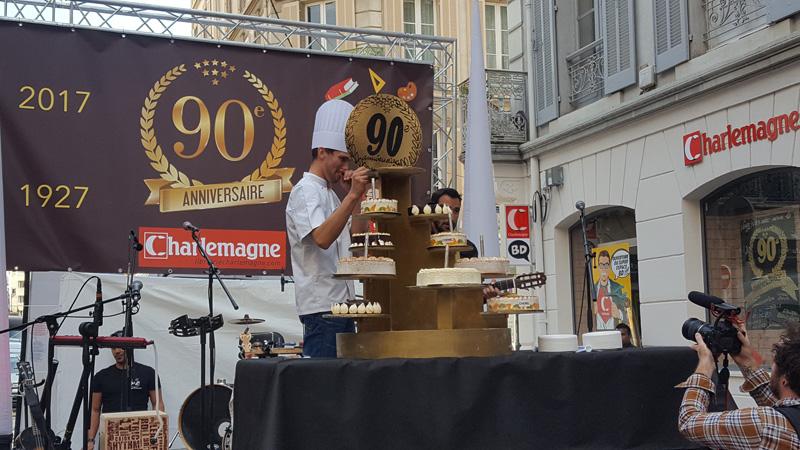 La librairie Charlemagne fête ses 90 ans