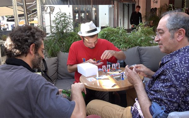 Toulon : deux auteurs de jeux de société en résidence