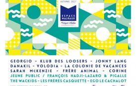 Automne 2017 : concerts à l'espace Malraux à Six-Fours