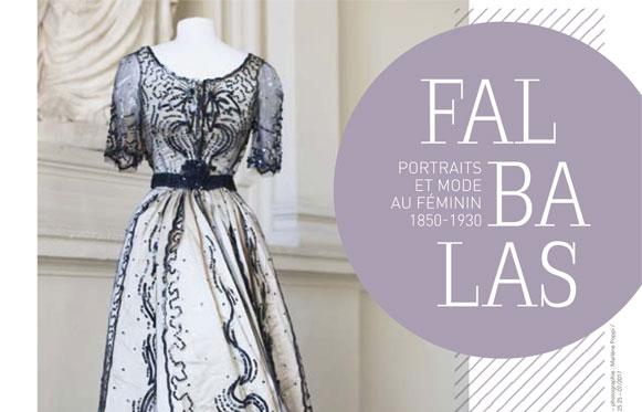 Exposition à Toulon : Falbalas, Portraits et Mode au féminin 1850-1930