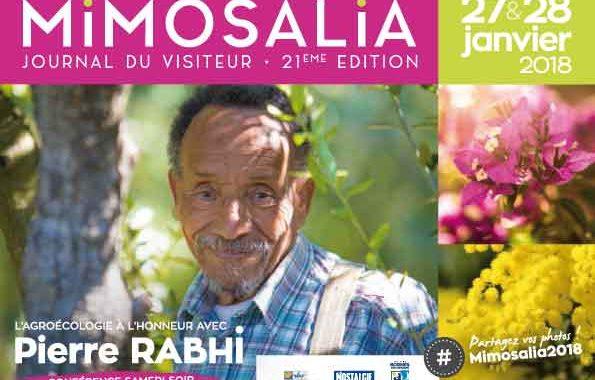 Mimosalia 2018 à Bormes les Mimosas