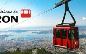 Téléphérique de Toulon : saison 2018