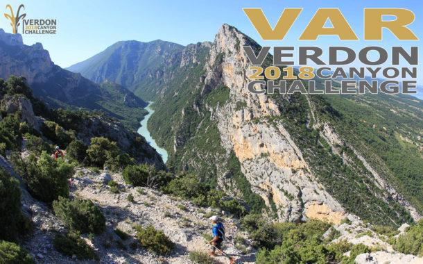 26ème édition du Var Verdon Canyon Challenge 2018
